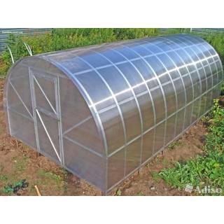 Теплица Урожай ПК 3*4м + поликарбонат