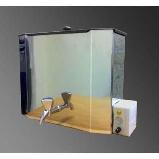 Рукомойник с водонагревателем Элтерм 15 л. нержавеющая сталь