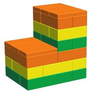 Лестница для батутов GigaBloks большая гп060304