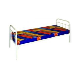 Кровать металлическая 1-ярусная «Армия 1» (арт. с331)