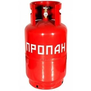 Газовый баллон 27л КБ-2 (клапан)
