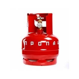 Газовый баллон 5л ВБ-2 (вентиль)