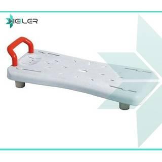 Сиденье (скамья) для ванны с ручкой Heiler BA385 универсальное