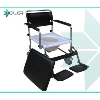 Кресло-туалет на колесах Heiler BA380